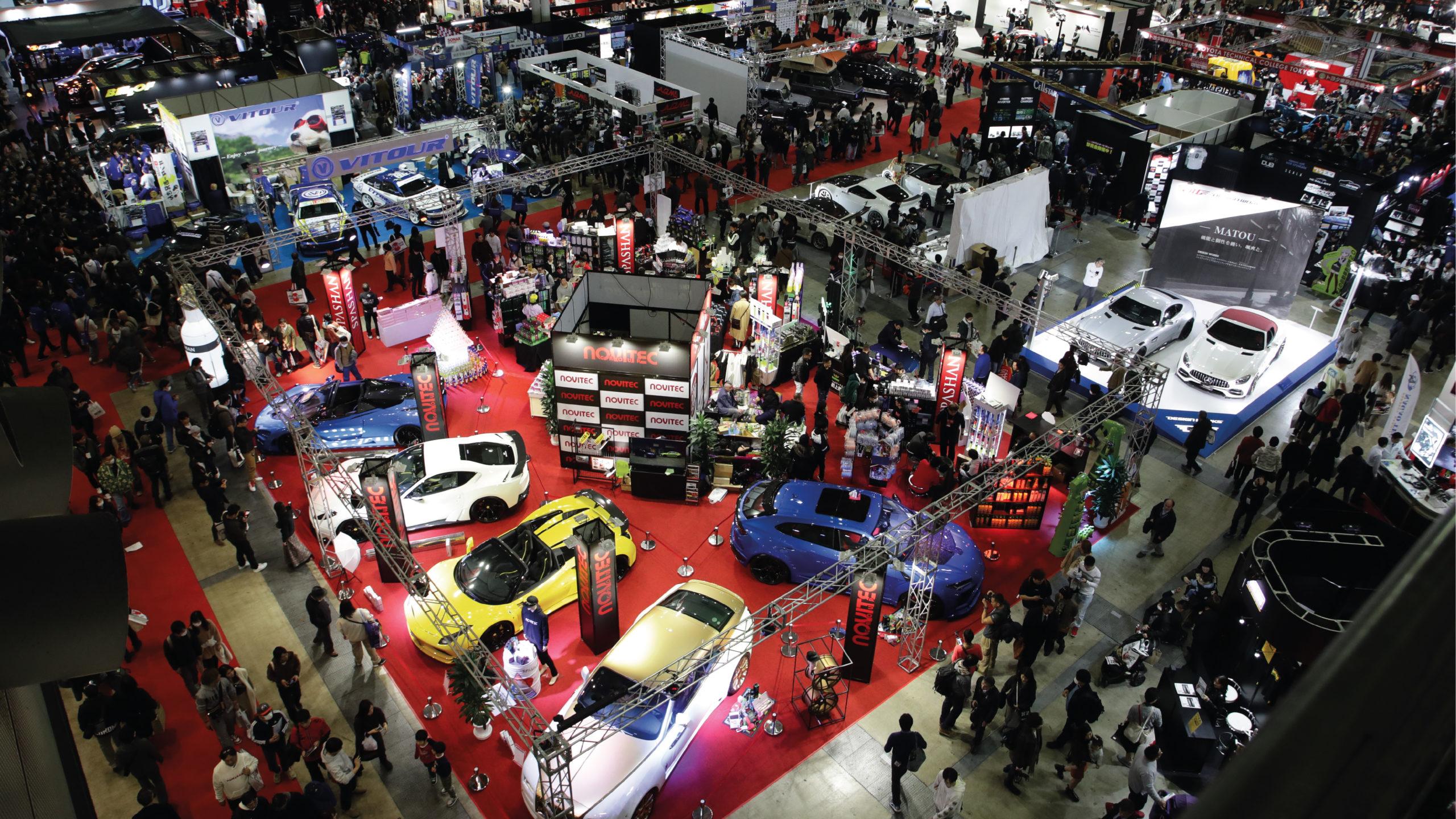 Cancelan Salón del Automóvil de Tokio ante estado de emergencia por Covid