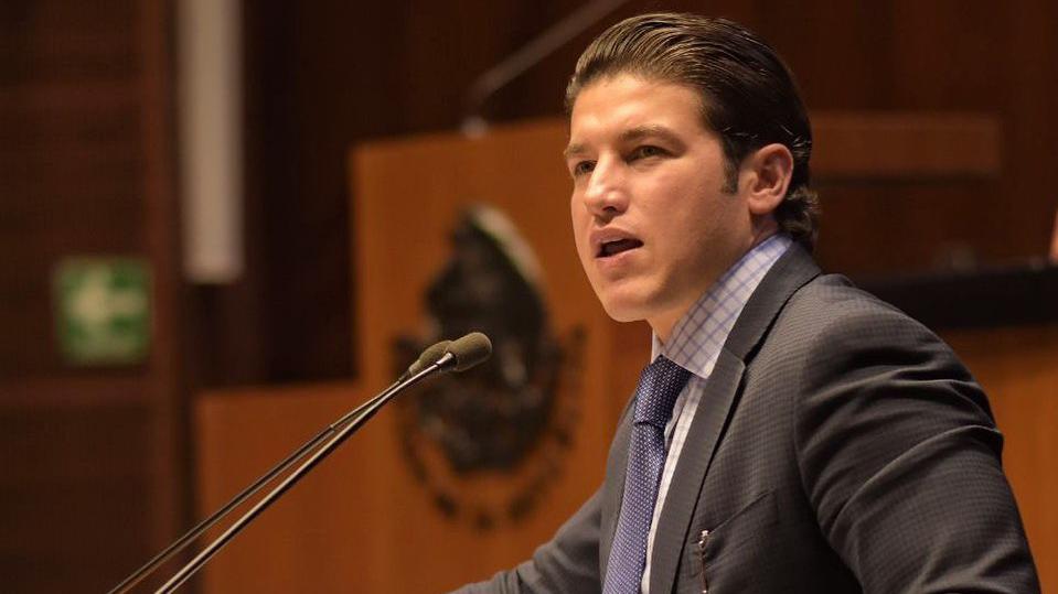 Samuel García y MC piden a AMLO 'sacar las manos' de elección en NL