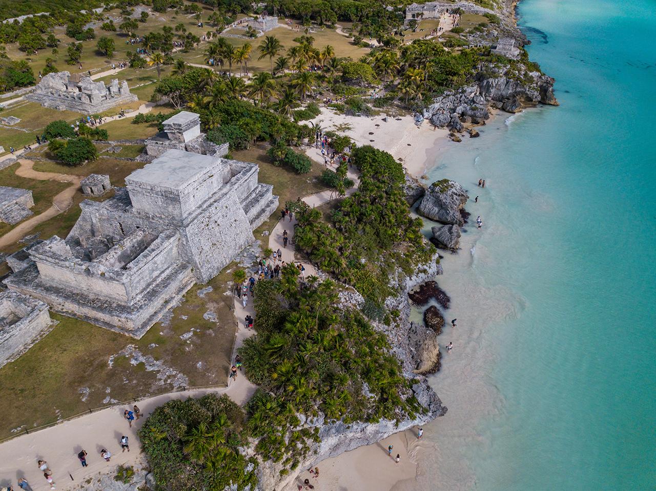 Tu patrimonio en Riviera Maya. Atrévete a vivirlo