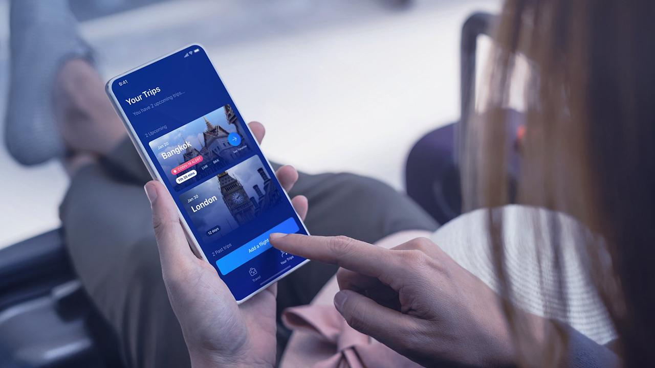 Tripset: la app que le da una vista de 360º a los viajeros aéreos sobre el Covid-19