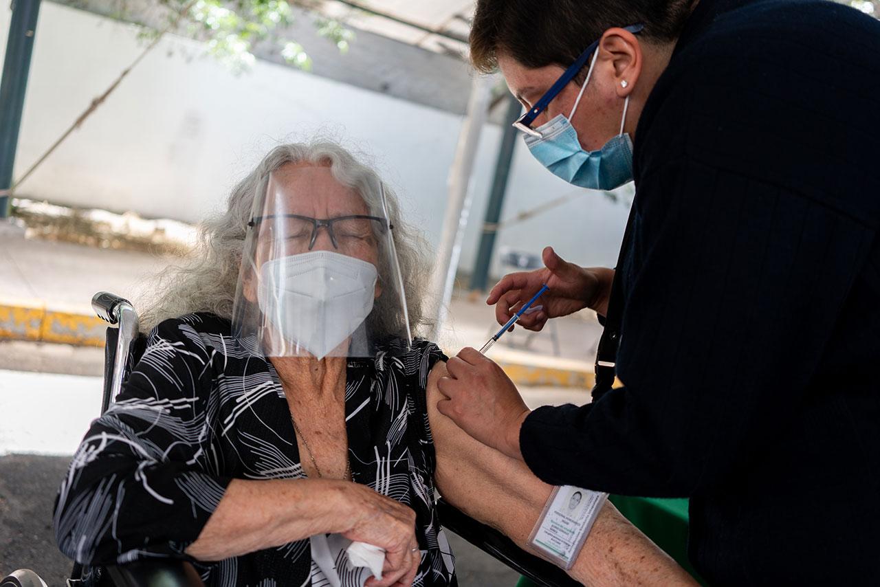 Lunes inicia aplicación de segunda dosis en Coyoacán y Venustiano Carranza