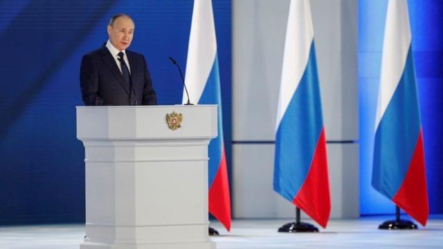 Putin amenaza con