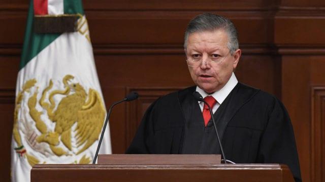 PRD impugnará ampliación de la presidencia de Zaldívar en la SCJN
