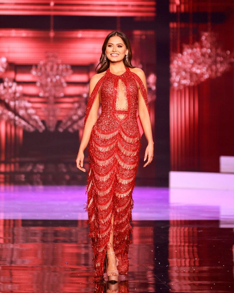 Andrea Meza Miss Universo