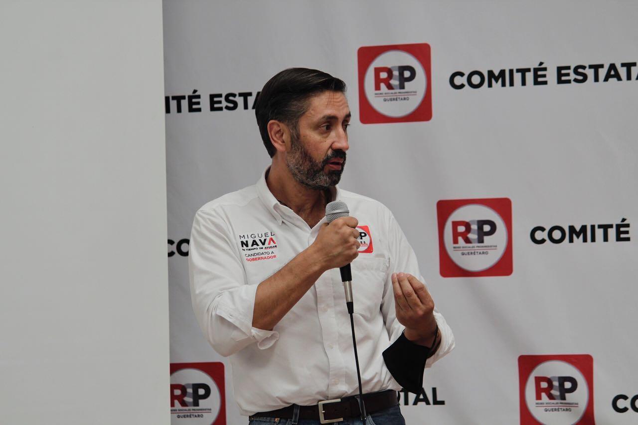 La 4T violenta los derechos humanos: Miguel Nava