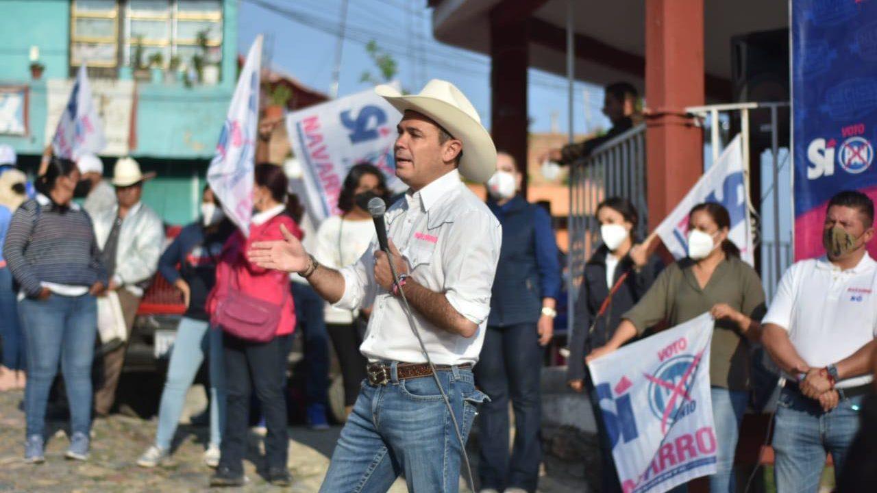 El PAN encabeza las preferencias electorales en la capital de Guanajuato