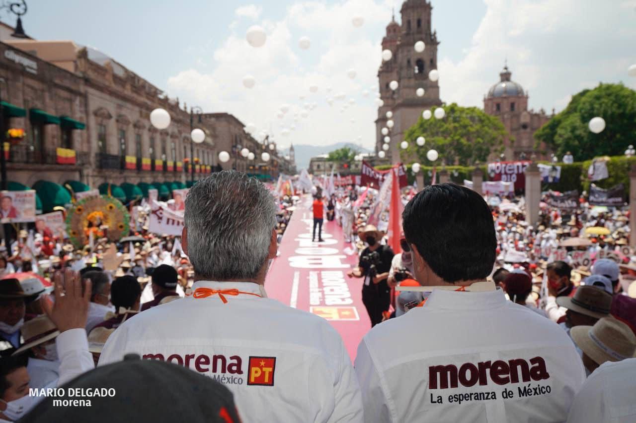 candidatos Morena