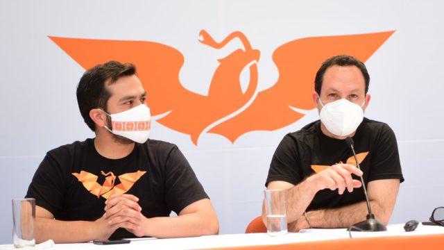 FGR inicia investigación contra Samuel García y Adrián de la Garza