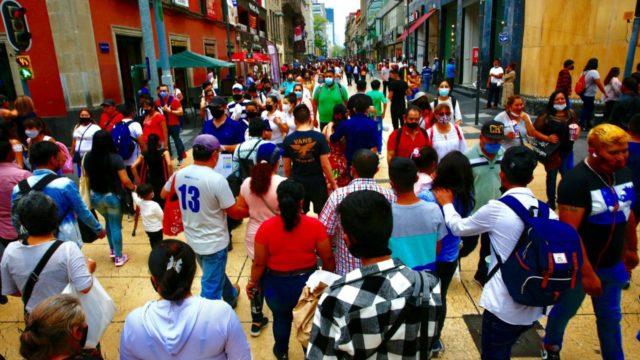 Salud reporta 104 muertes por Covid-19 en las últimas 24 horas en México