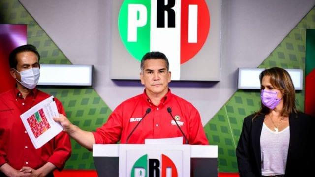 PRI Alejandro Moreno