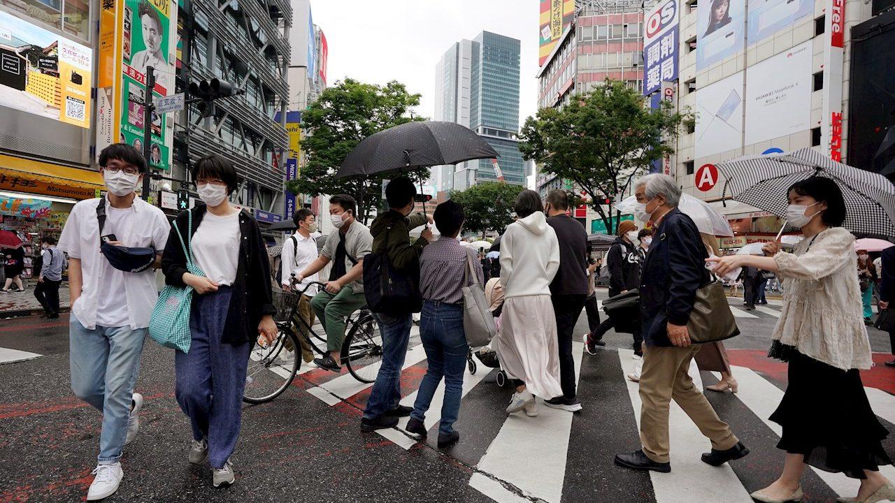 Japón levanta las restricciones por Covid-19 desde octubre