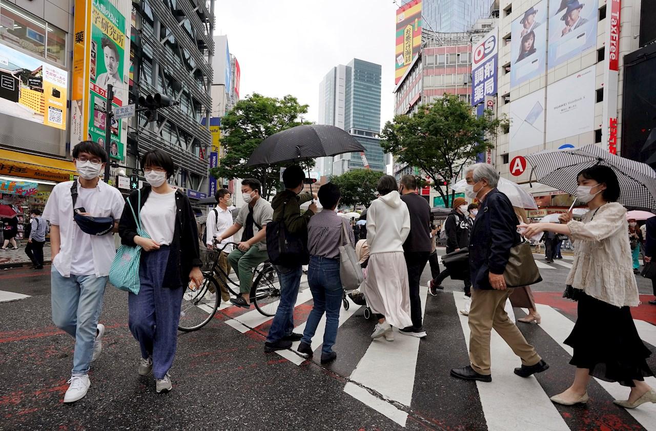 Japón amplía sus medidas contra el auge récord de contagios en plenos Juegos Olímpicos