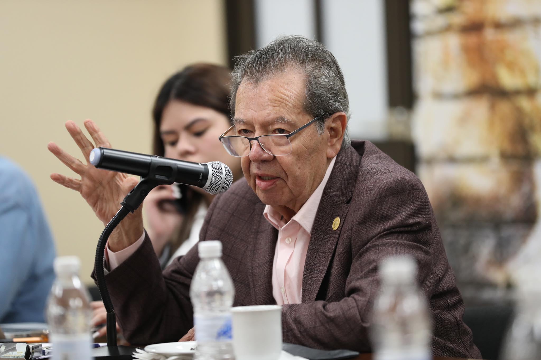 Muñoz Ledo lanzará Frente para defender a la Constitución y a órganos autónomos