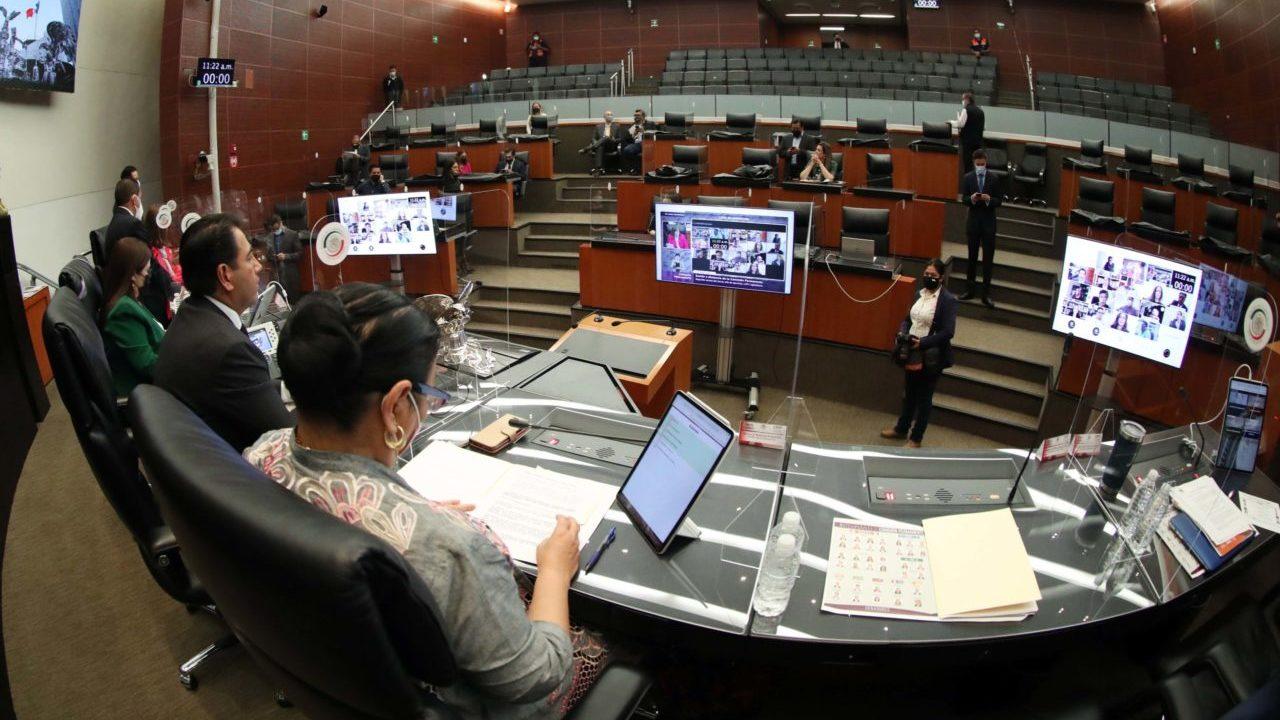 Senado aprueba periodo para votar prórroga a reforma de outsourcing