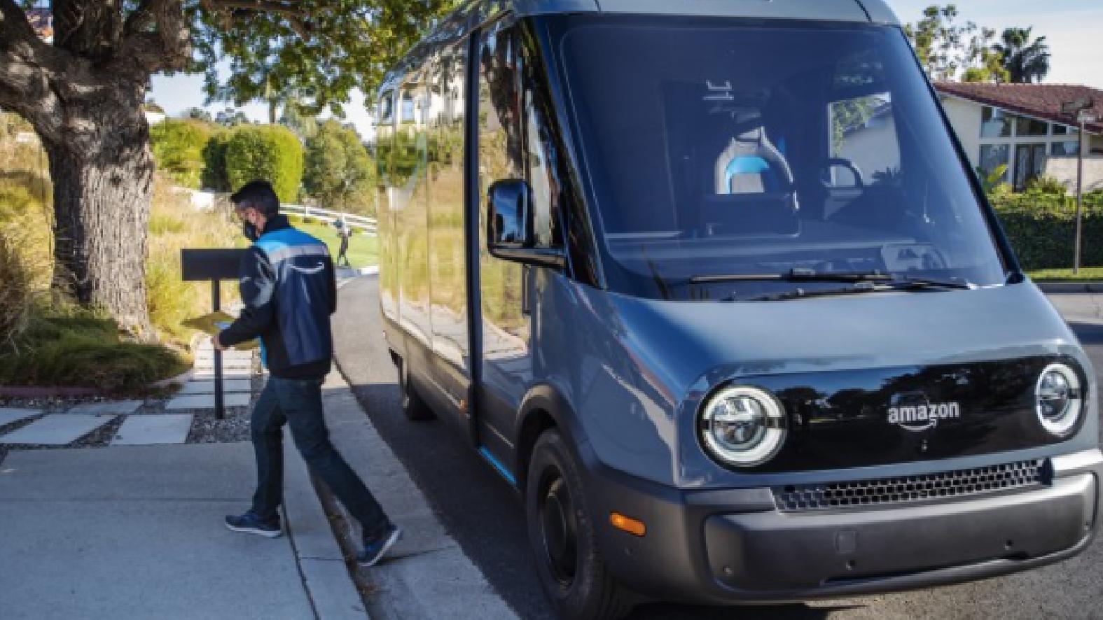 Camionetas eléctricas Rivian inician entregas de Amazon en Colorado
