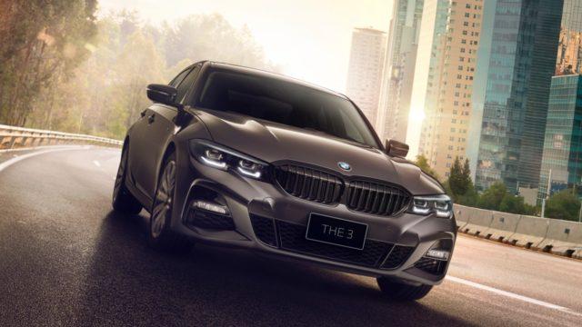 BMW vehículo