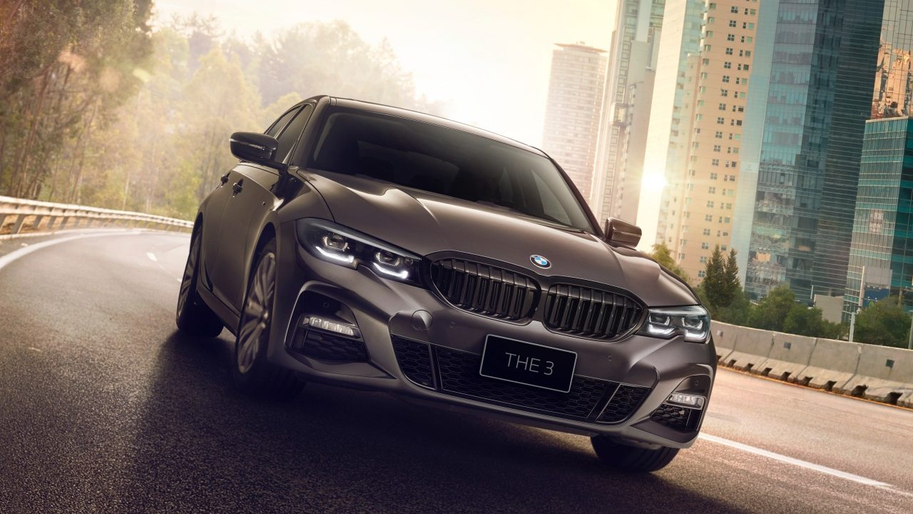 BMW trae a México nuevos vehículos que combinan lujo y deportividad