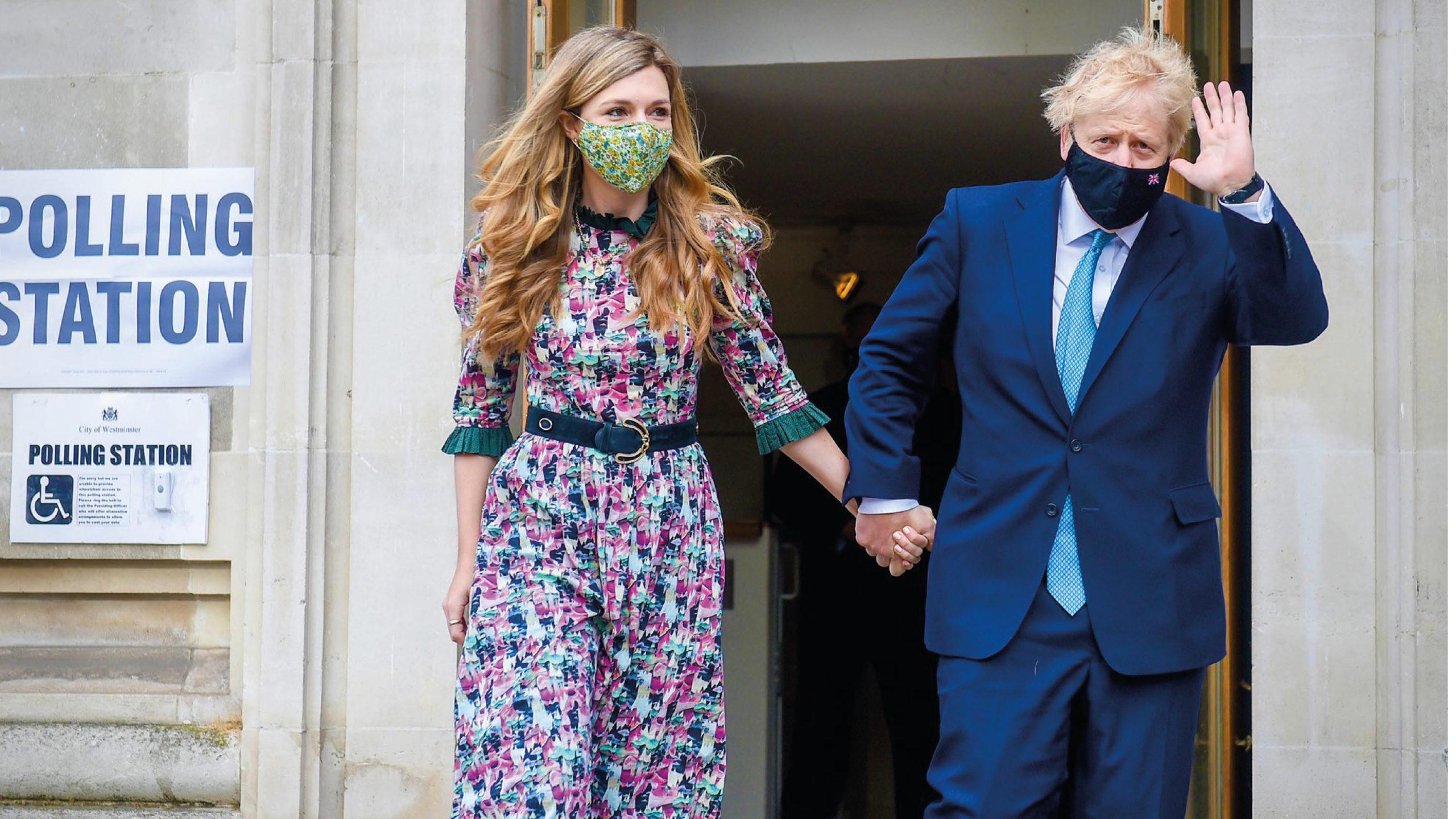 Investigan a Boris Johnson por viaje a una isla caribeña