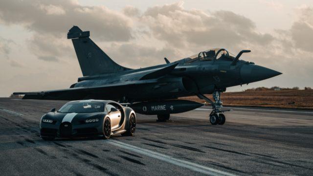 Bugatti Chiron Sport hiperdeportivo