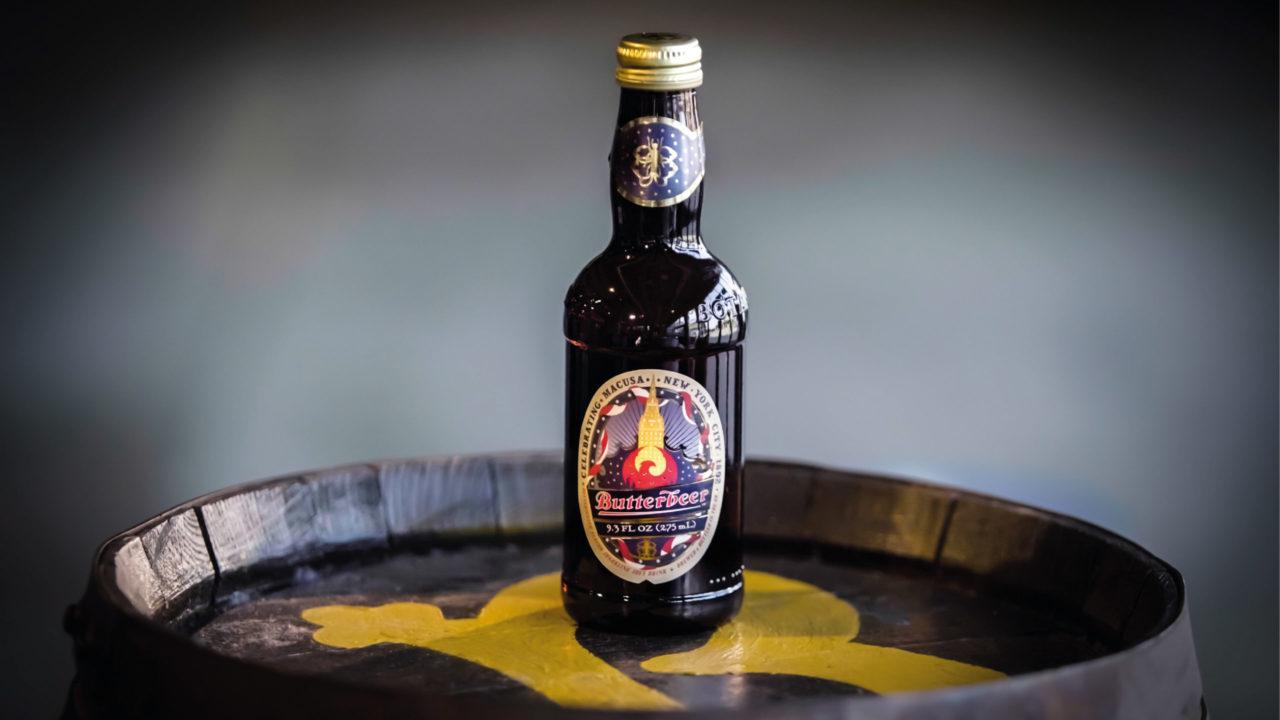 'Azucarada, cremosa, deliciosa': así es la cerveza de Harry Potter en NY