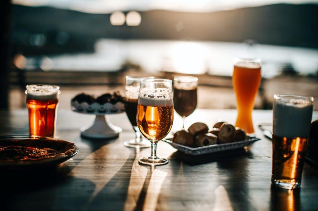 Cerveza baja en calorías Nadal