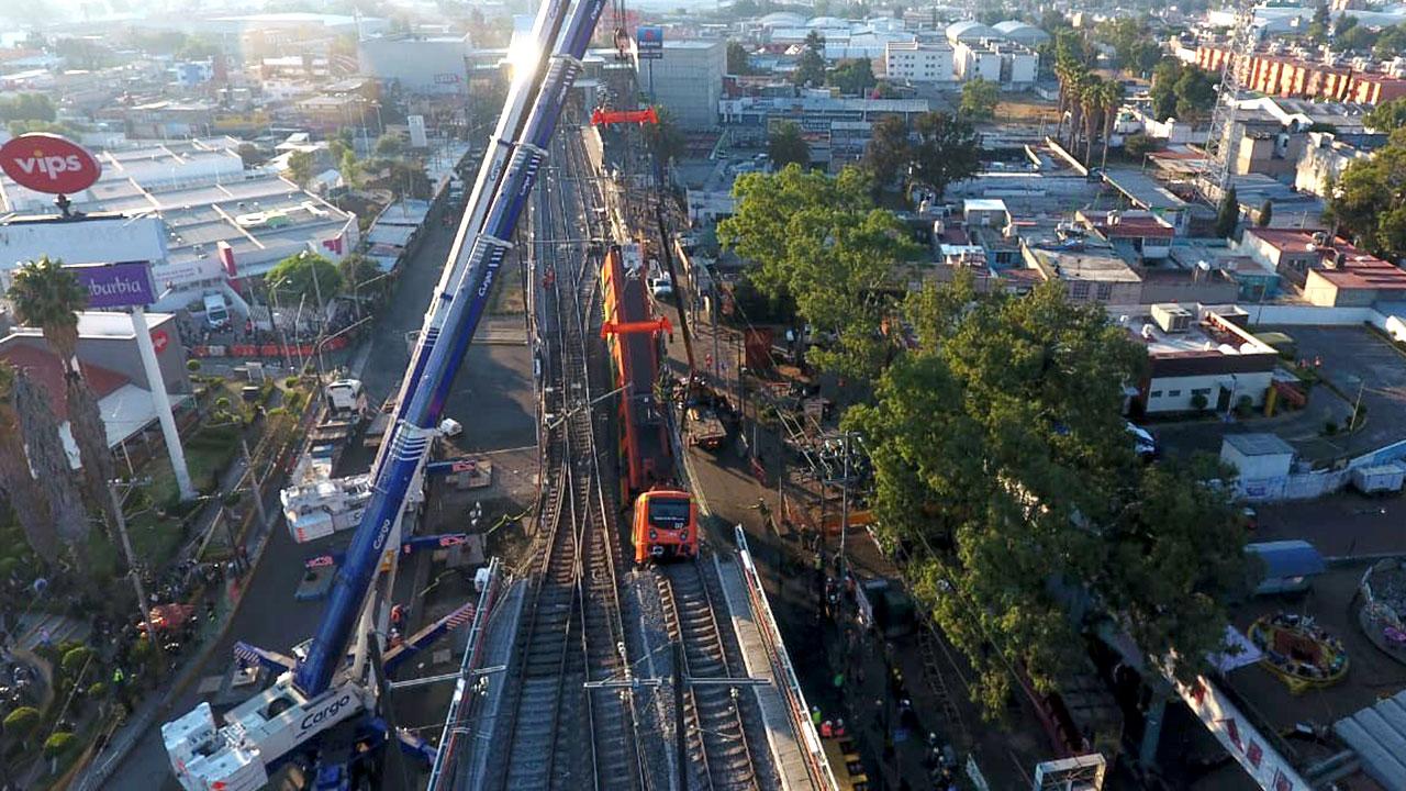 TÜV Rheinland no certificó la obra civil de la Línea 12 del Metro