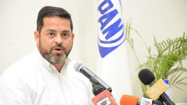 Carlos Rochín Álvarez. Foto PAN BCS
