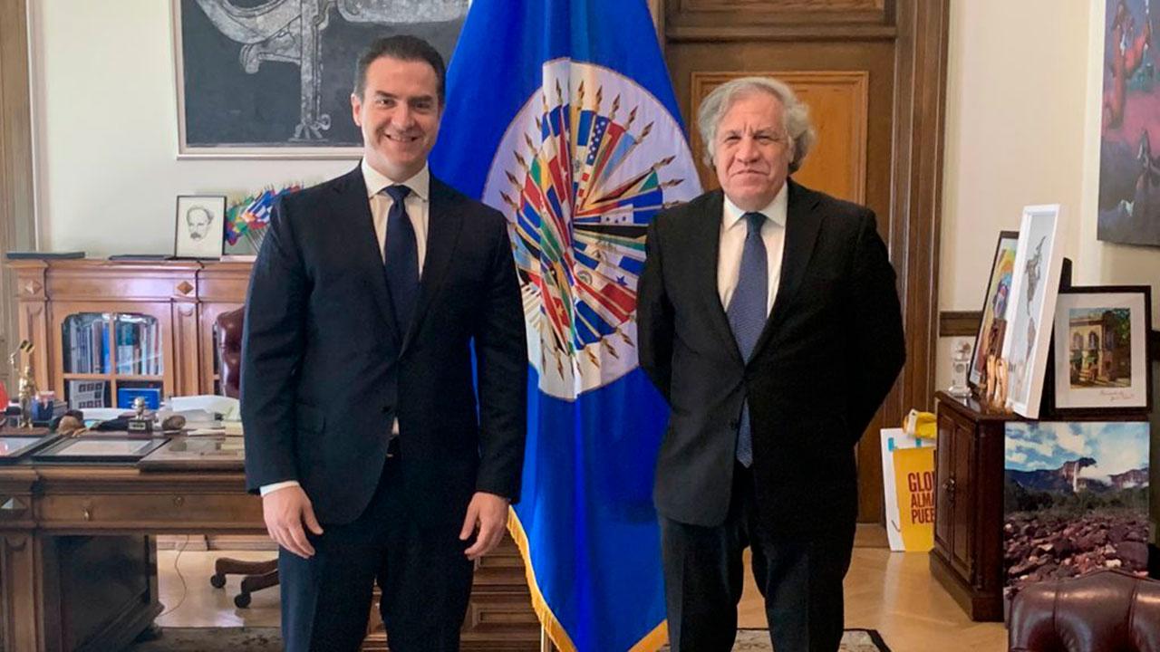 Adrián de la Garza denuncia a AMLO ante la OEA por atentar contra la democracia