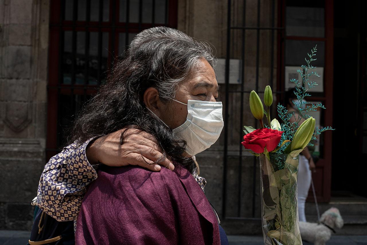 Fotogalería: infalible reactivación económica en el Día de las Madres