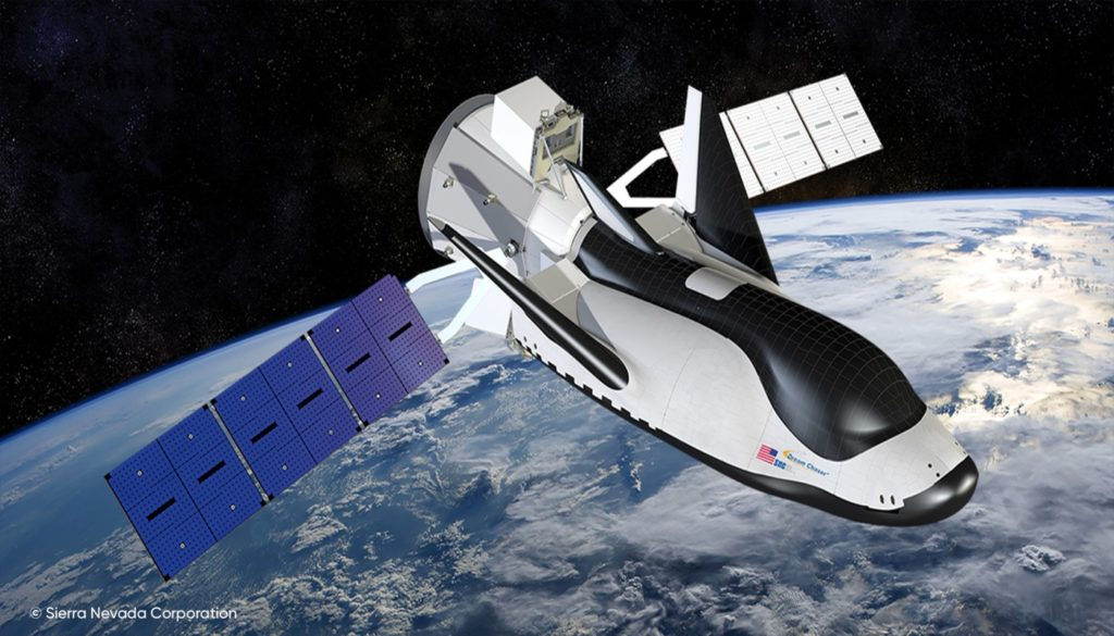 Dream Chaser nave espacial
