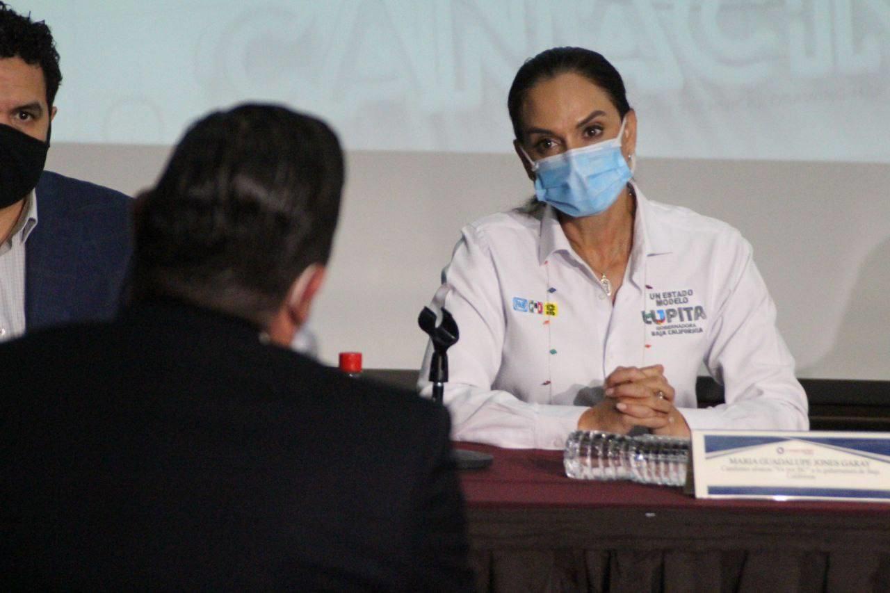 Lupita Jones denuncia a Bonilla por lavado de 278 mdp