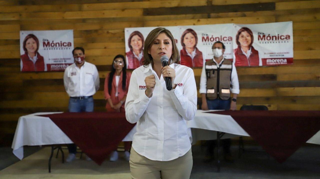 INE multa a Mónica Rangel, quien mantiene candidatura en SLP