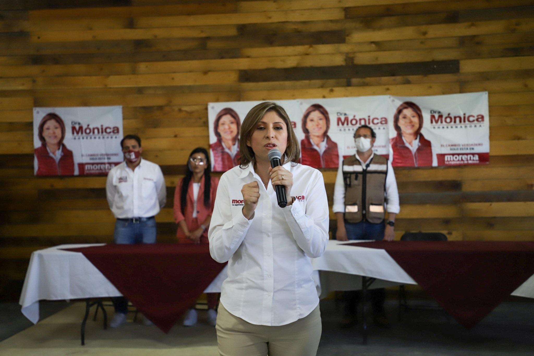 Recula INE, sólo sancionará a Mónica Rangel con multa