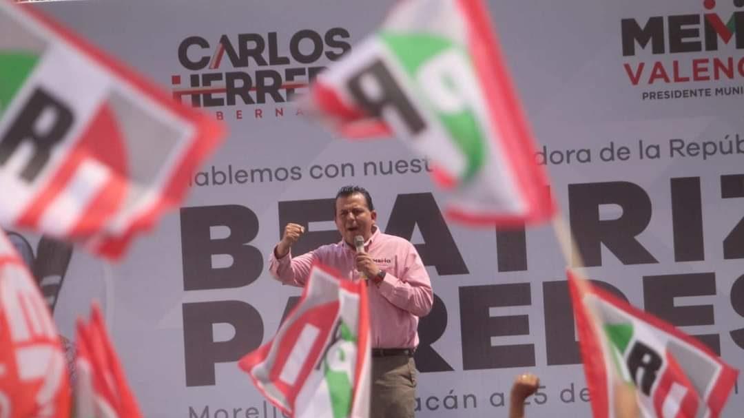 Detienen a dos implicados del atentado contra candidato en Morelia