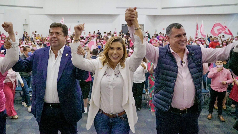 Declina candidato a gobernador de Fuerza por México en BC por Morena