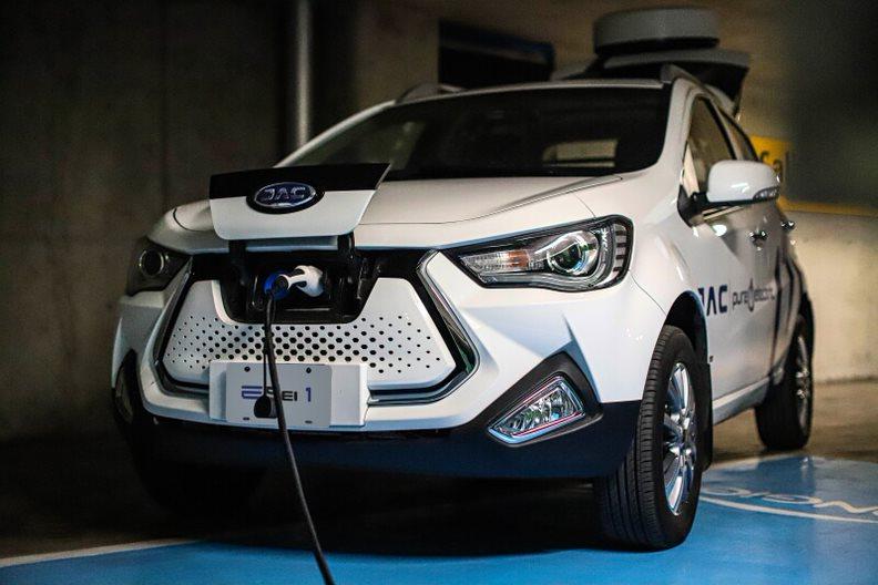 JAC, la apuesta de Slim que quiere democratizar los autos eléctricos en México