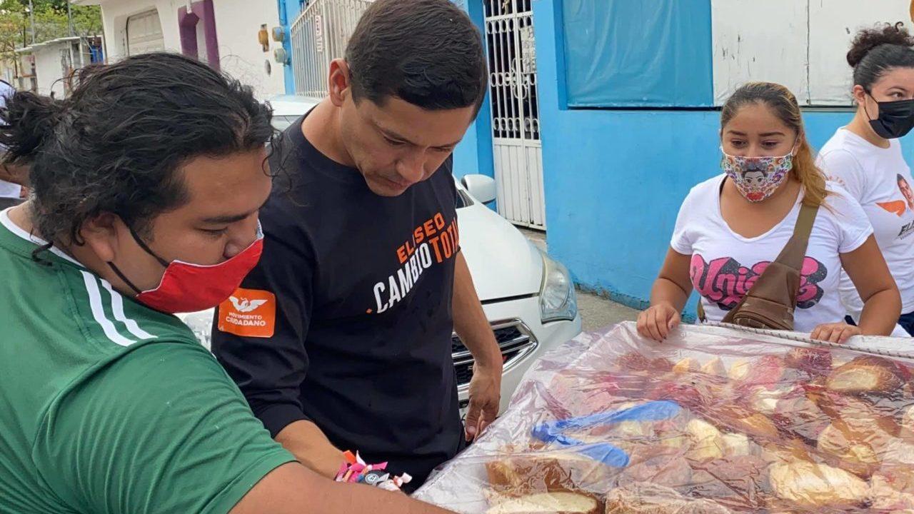 Candidato a gubernatura de MC en Campeche lavó dinero: Fuerza por México