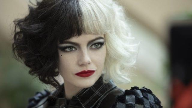 Emma Stone Cruella de Vill