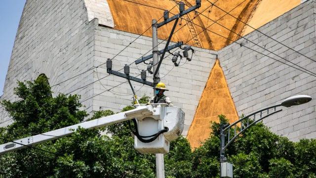 Energía eléctrica CFE