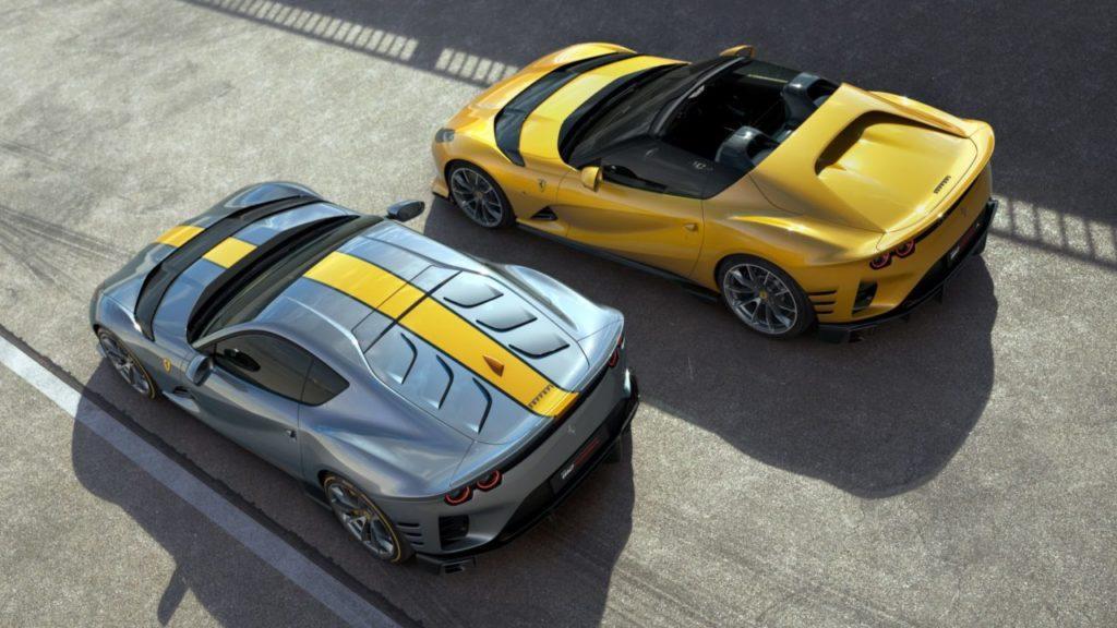 Ferrari autos deportivos