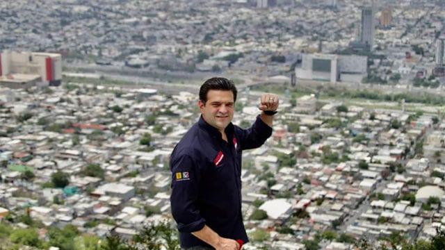 Gobierno de Monterrey no debe quedar en manos inexpertas: Álvaro Fernández
