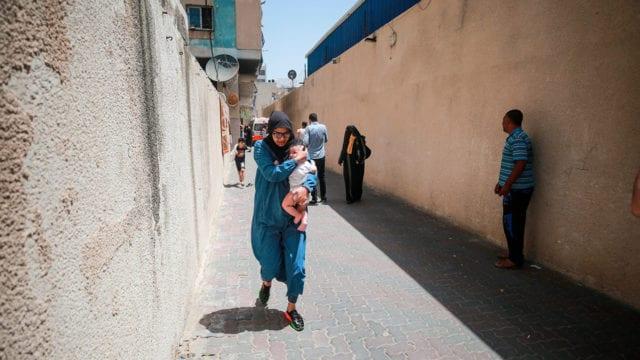 Ataques israelíes en la Franja de Gaza