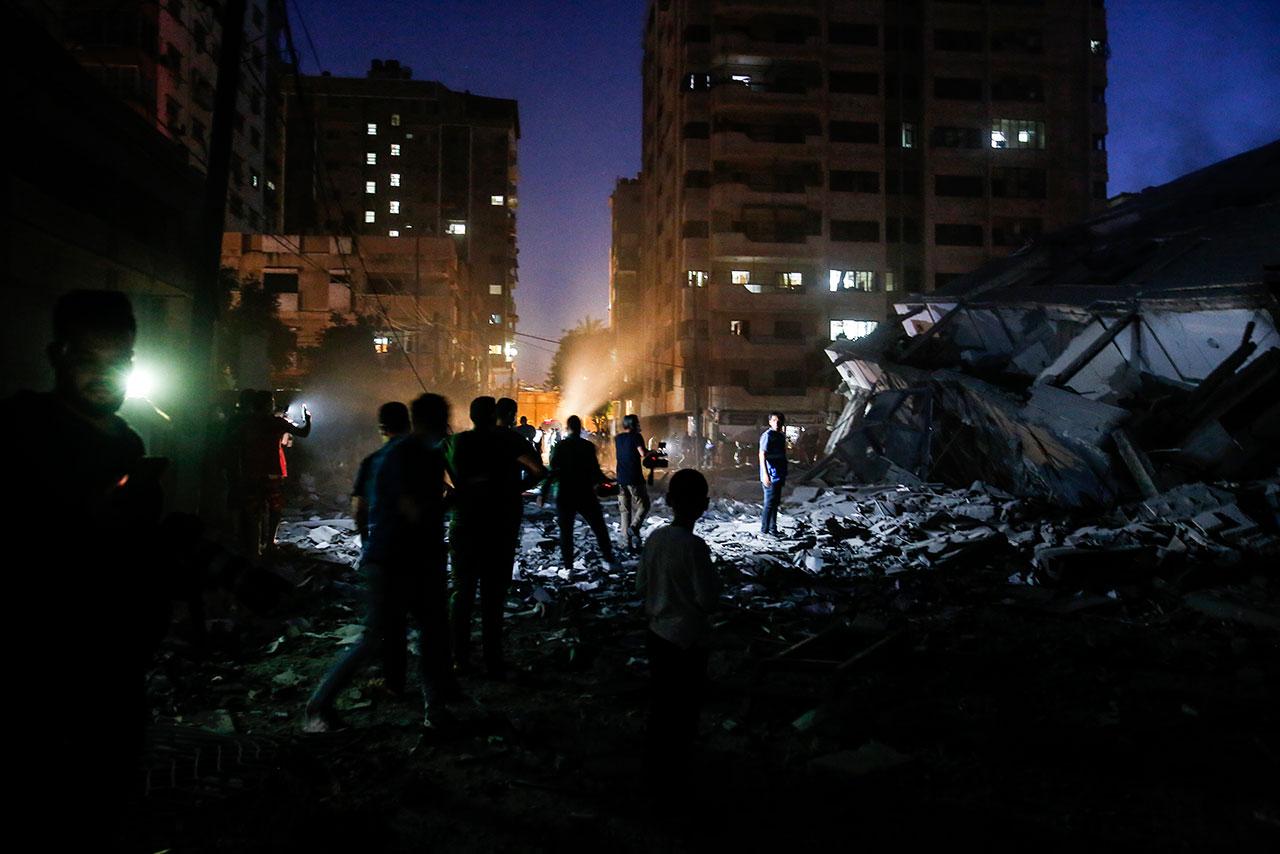 Israel y Hamás pactan cese al fuego tras 11 días de hostilidades