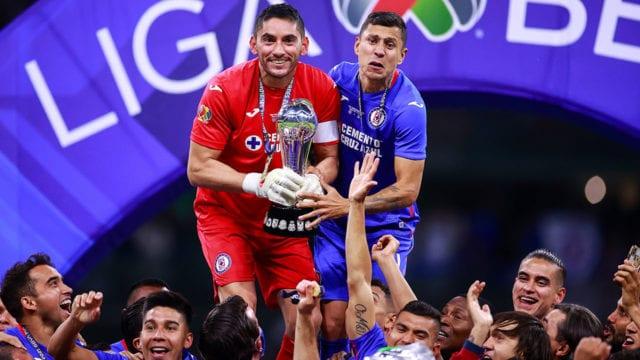 Cruz Azul v Santos Laguna - Torneo Guard1anes 2021 Liga MX: Final