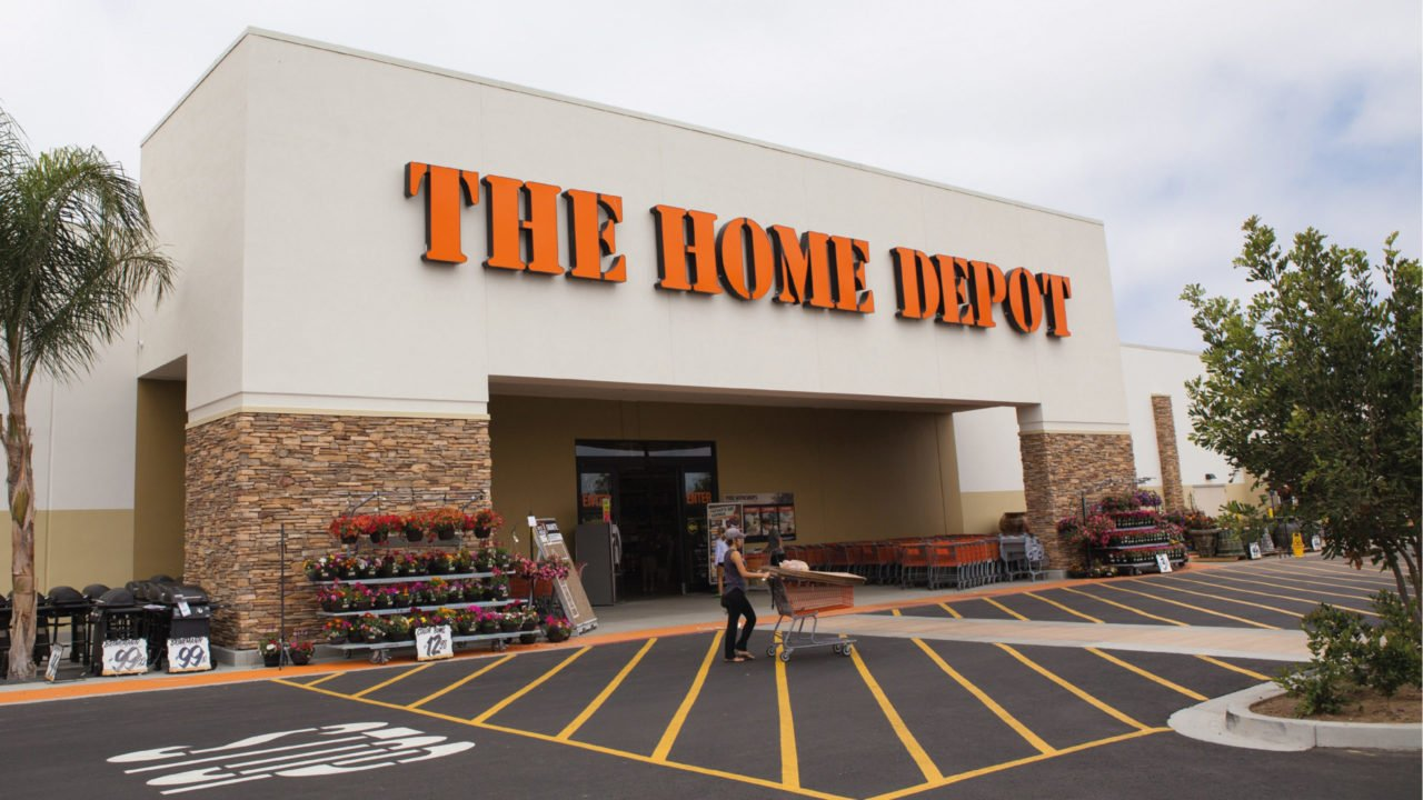 Mejoras en el hogar impulsan un 36.1% ganancias de Home Depot