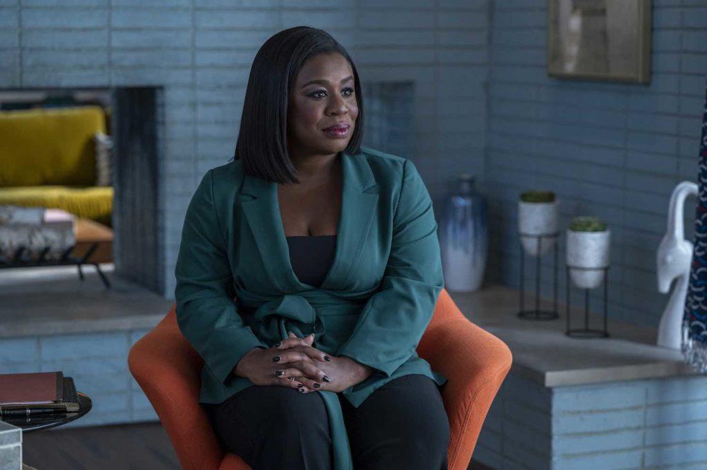 Uzo Aduba in treatment HBO