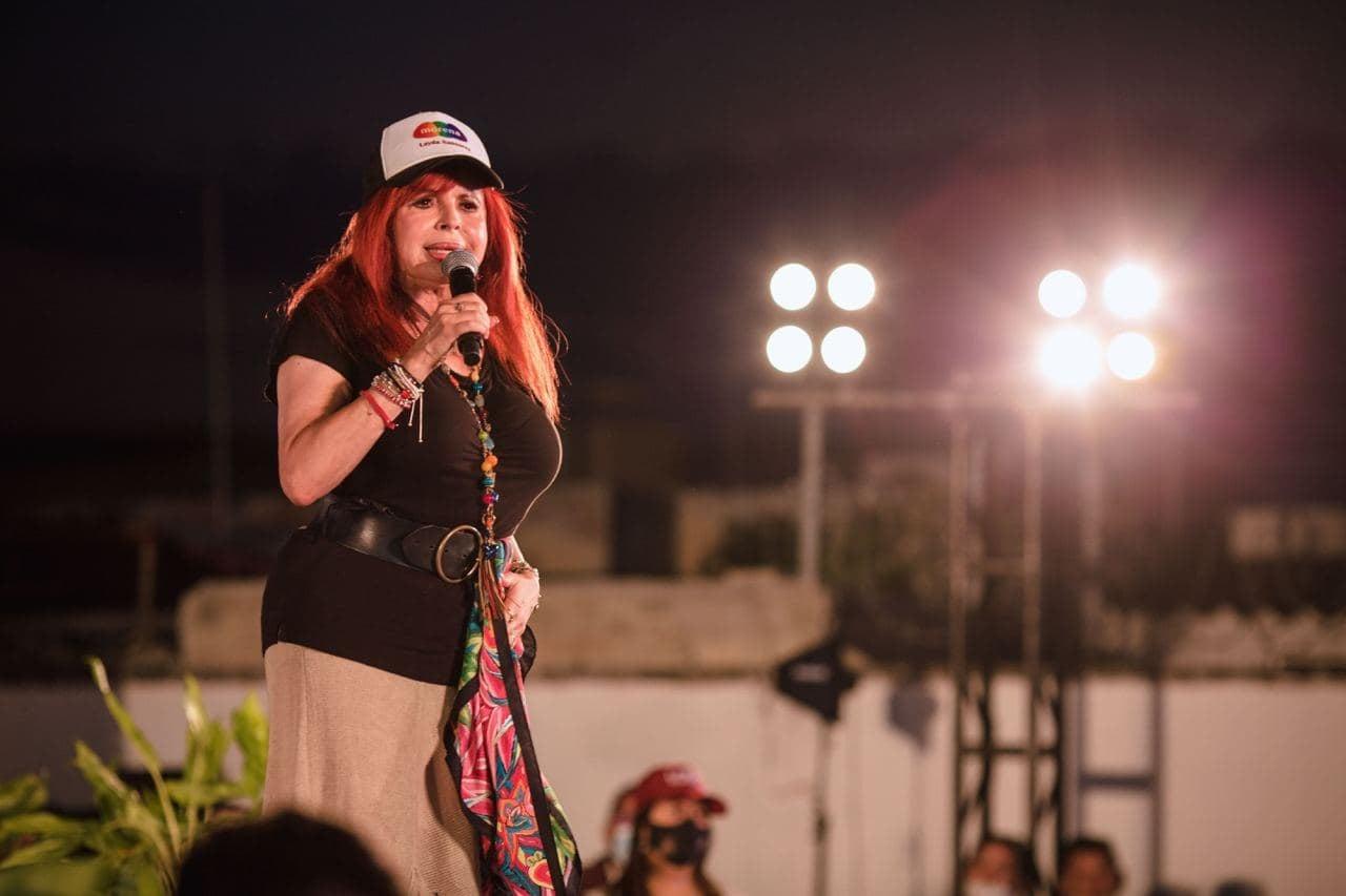 Layda Sansores lavó dinero a través de contratos dados a empresas fantasma: denuncia ante FGR