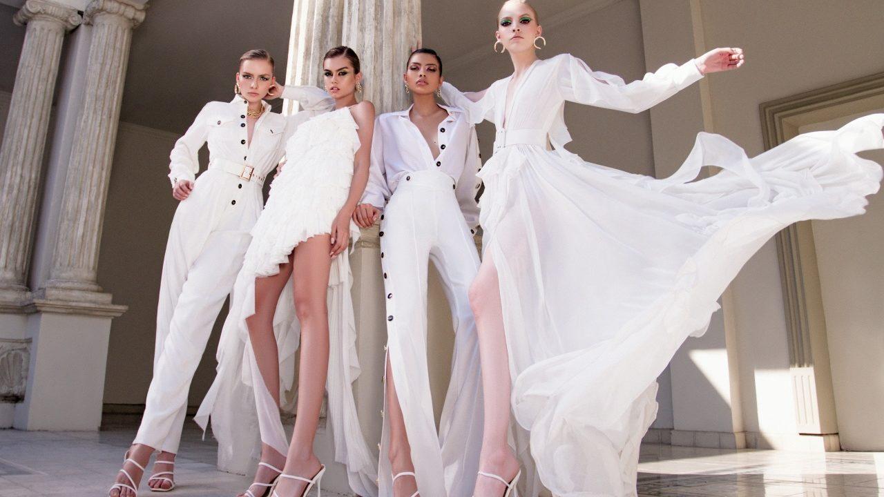 Mercedes Benz Fashion Week México celebración 15 años