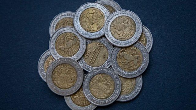 Monedas peso
