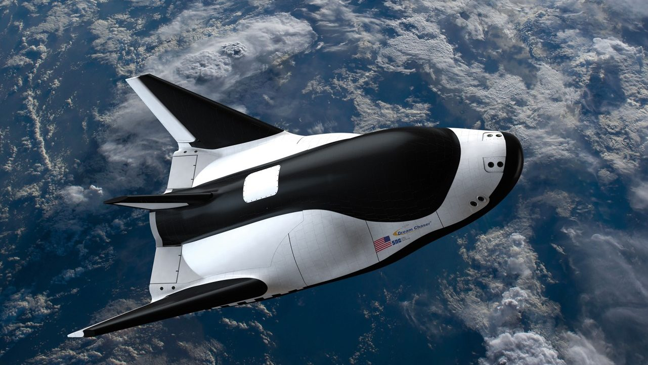 Nave espacial Dream Chaser